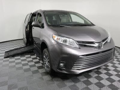 New Wheelchair Van for Sale - 2019 Toyota Sienna XLE Wheelchair Accessible Van VIN: 5TDYZ3DC5KS011154