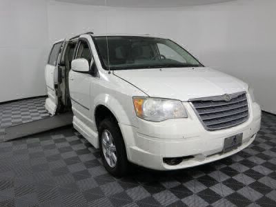 Used Wheelchair Van for Sale - 2010 Chrysler Town & Country Touring Wheelchair Accessible Van VIN: 2A4RR5D11AR257375