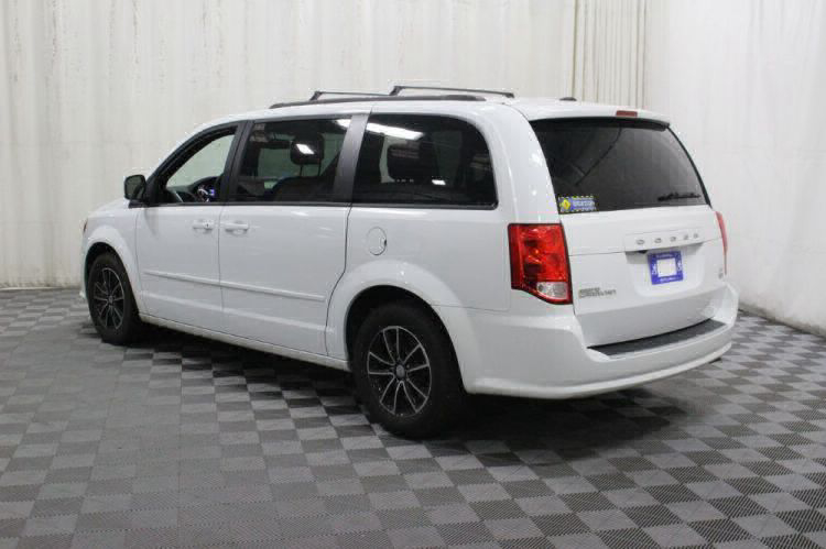 2017 Dodge Grand Caravan GT Wheelchair Van For Sale #9