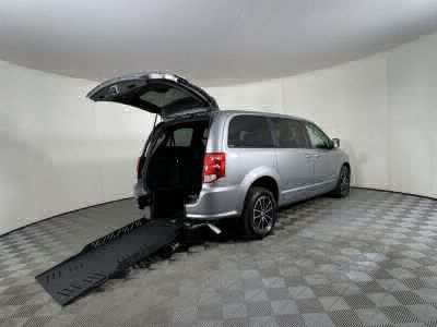 Handicap Van for Sale - 2019 Dodge Grand Caravan GT Wheelchair Accessible Van VIN: 2C4RDGEG2KR534023