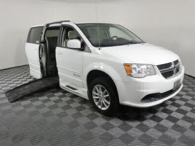 Handicap Van for Sale - 2015 Dodge Grand Caravan SXT Wheelchair Accessible Van VIN: 2C4RDGCG6FR623599