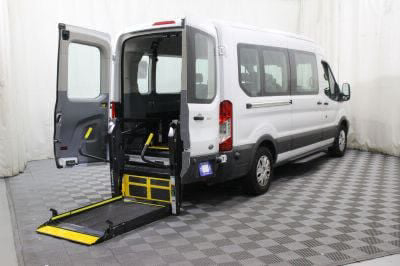 Used 2017 Ford Transit Passenger 350 XLT 15 Wheelchair Van
