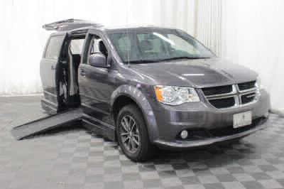 Used Wheelchair Van for Sale - 2017 Dodge Grand Caravan SXT Wheelchair Accessible Van VIN: 2C4RDGCG7HR604594