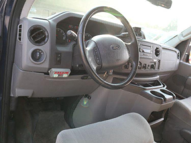 2012 Ford Econoline E150 E-150 Wheelchair Van For Sale #13