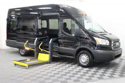 Used 2017 Ford Transit Wagon 350HD XLT 15 Wheelchair Van
