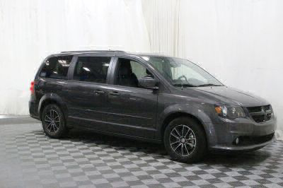 Commercial Wheelchair Vans for Sale - 2017 Dodge Grand Caravan GT ADA Compliant Vehicle VIN: 2C4RDGEGXHR717176