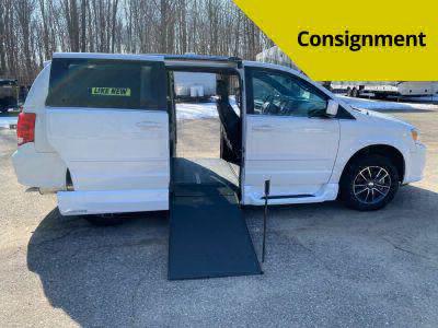 New Wheelchair Van for Sale - 2017 Dodge Grand Caravan SXT Wheelchair Accessible Van VIN: 2C4RDGCGXHR806085