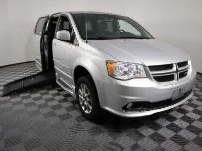 Used Wheelchair Van for Sale - 2012 Dodge Grand Caravan R/T Wheelchair Accessible Van VIN: 2C4RDGEG3CR139821