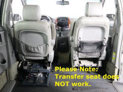 2004 Toyota Sienna Wheelchair Van For Sale -- Thumb #11