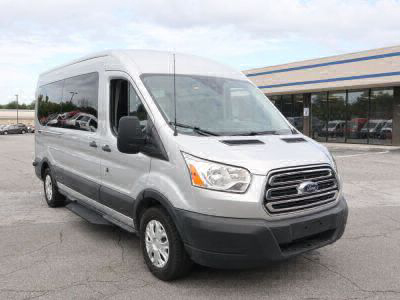 New Wheelchair Van for Sale - 2019 Ford Transit Passenger 350 XLT Wheelchair Accessible Van VIN: 1FBAX2CM1KKA41274