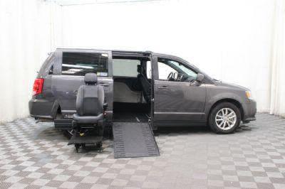 New Wheelchair Van for Sale - 2018 Dodge Grand Caravan SXT Wheelchair Accessible Van VIN: 2C4RDGCG3JR207356