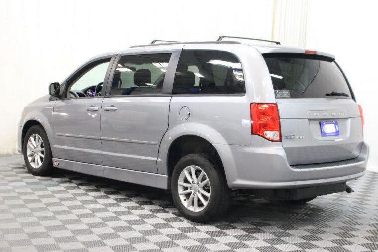 2013 Dodge Grand Caravan SXT Wheelchair Van For Sale #16