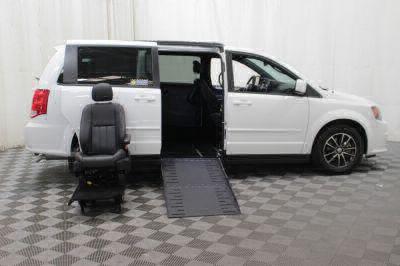 New Wheelchair Van for Sale - 2017 Dodge Grand Caravan GT Wheelchair Accessible Van VIN: 2C4RDGEG1HR825539