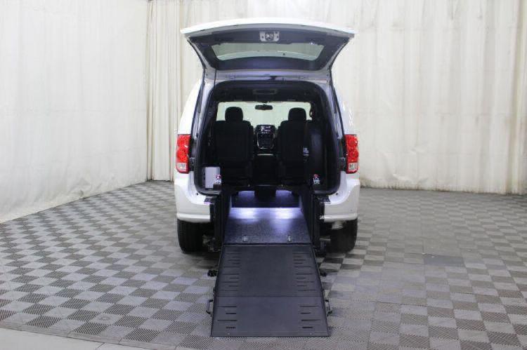 2017 Dodge Grand Caravan GT Wheelchair Van For Sale #2