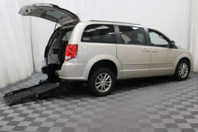 Handicap Van for Sale - 2015 Dodge Grand Caravan SXT Wheelchair Accessible Van VIN: 2C4RDGCG3FR733865
