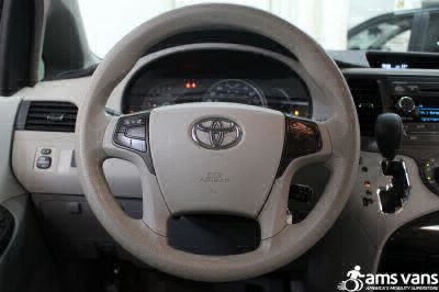 2011 Toyota Sienna Wheelchair Van For Sale -- Thumb #19
