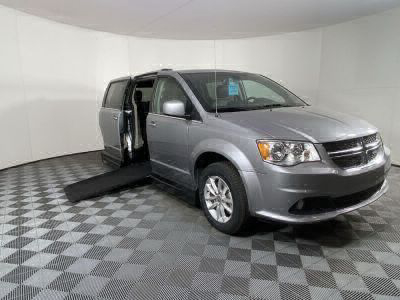 New Wheelchair Van for Sale - 2019 Dodge Grand Caravan SXT Wheelchair Accessible Van VIN: 2C4RDGCG3KR607063