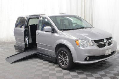 Handicap Van for Sale - 2017 Dodge Grand Caravan SXT Wheelchair Accessible Van VIN: 2C4RDGCG3HR724313