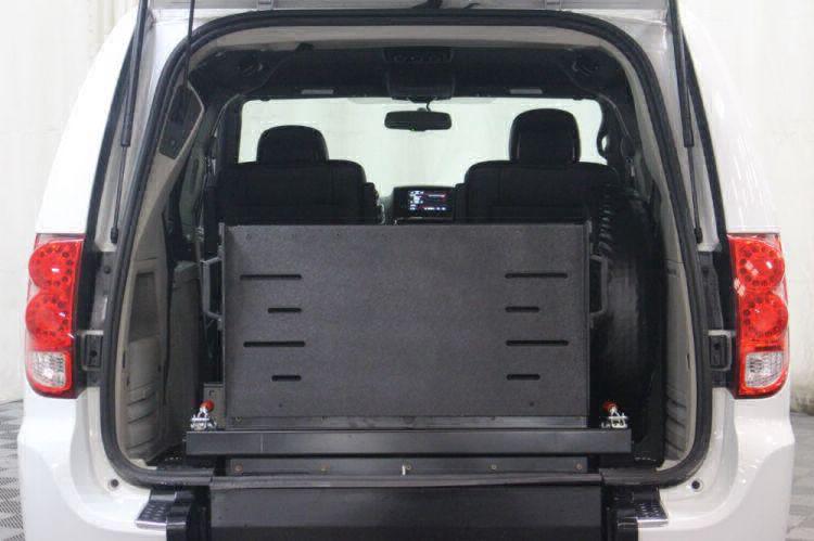2017 Dodge Grand Caravan SXT Wheelchair Van For Sale #32
