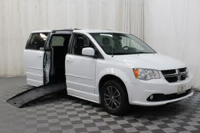Used Wheelchair Van for Sale - 2017 Dodge Grand Caravan SXT Wheelchair Accessible Van VIN: 2C4RDGCG8HR561657