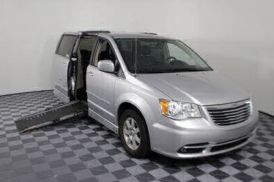 Used Wheelchair Van for Sale - 2012 Chrysler Town & Country Touring Wheelchair Accessible Van VIN: 2C4RC1BG9CR423278