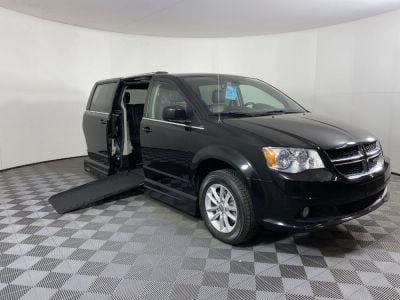 New Wheelchair Van for Sale - 2019 Dodge Grand Caravan SXT Wheelchair Accessible Van VIN: 2C4RDGCG8KR656761