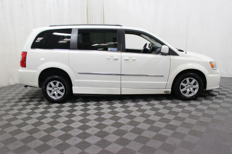 2012 Chrysler Town and Country Touring Wheelchair Van For Sale #6
