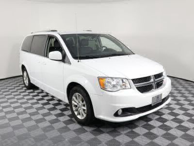 New Wheelchair Van for Sale - 2018 Dodge Grand Caravan SXT Wheelchair Accessible Van VIN: 2C4RDGCG7JR268256