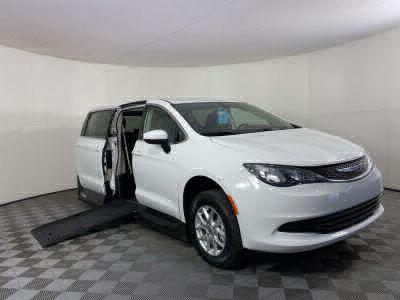 Handicap Van for Sale - 2020 Chrysler Voyager LX Wheelchair Accessible Van VIN: 2C4RC1CG0LR111896