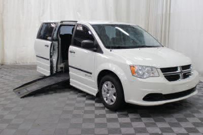 Used Wheelchair Van for Sale - 2013 Dodge Grand Caravan SE Wheelchair Accessible Van VIN: 2C4RDGBGXDR676773