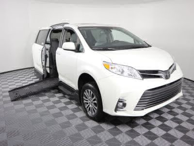 New Wheelchair Van for Sale - 2019 Toyota Sienna XLE Limited Wheelchair Accessible Van VIN: 5TDYZ3DC3KS009936