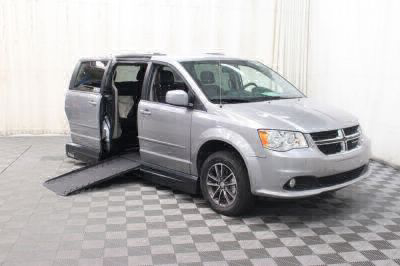 Handicap Van for Sale - 2017 Dodge Grand Caravan SXT Wheelchair Accessible Van VIN: 2C4RDGCG4HR765825