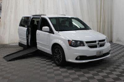 New Wheelchair Van for Sale - 2017 Dodge Grand Caravan GT Wheelchair Accessible Van VIN: 2C4RDGEG9HR799224