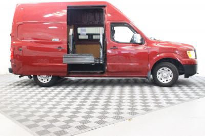 Handicap Van for Sale - 2016 Nissan NV Cargo 2500 HD S Wheelchair Accessible Van VIN: 1N6AF0LY5GN802042