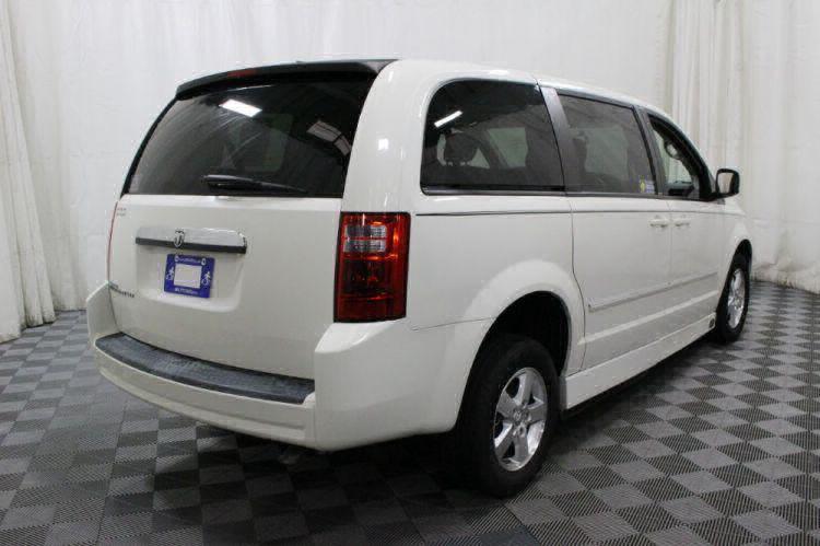 2008 Dodge Grand Caravan SXT Wheelchair Van For Sale #12