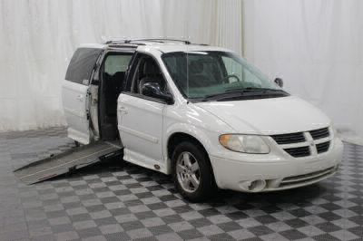 Used Wheelchair Van for Sale - 2006 Dodge Grand Caravan SXT Wheelchair Accessible Van VIN: 2D4GP44L46R770712