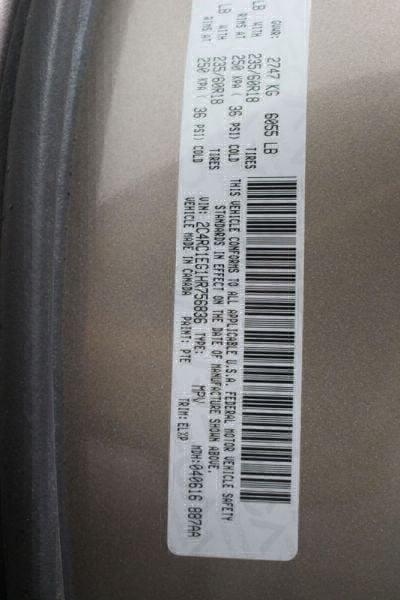 2017 Chrysler Pacifica Wheelchair Van For Sale -- Thumb #35