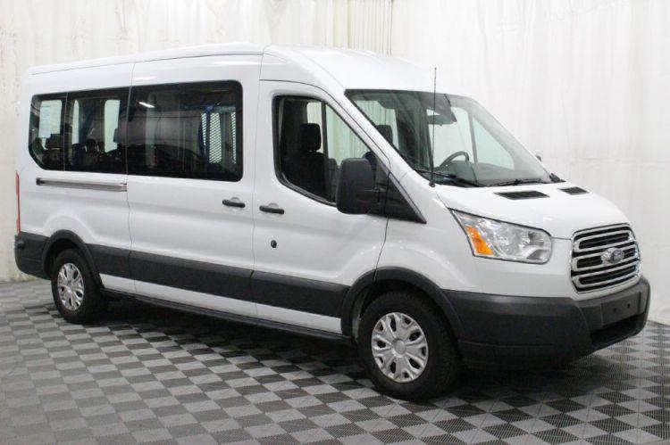 2018 Ford Transit Passenger 350 XLT Wheelchair Van For Sale #13