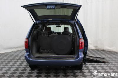 2007 Dodge Grand Caravan Wheelchair Van For Sale -- Thumb #5
