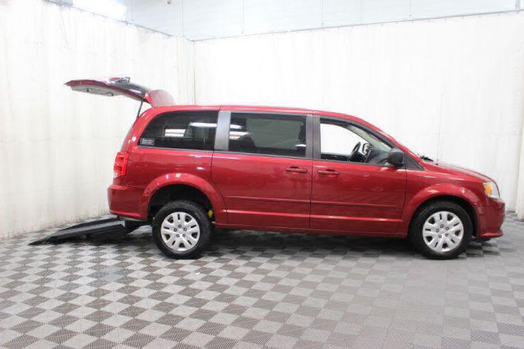 2014 Dodge Grand Caravan SE Wheelchair Van For Sale #8