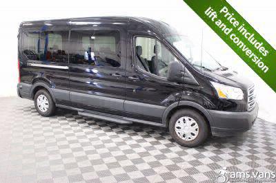 2016 Ford Transit Wagon Medium Roof Wheelchair Van For Sale