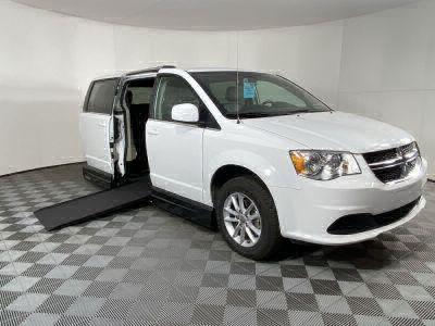 Handicap Van for Sale - 2019 Dodge Grand Caravan SXT Wheelchair Accessible Van VIN: 2C4RDGCG5KR725924