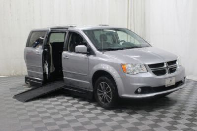 New Wheelchair Van for Sale - 2017 Dodge Grand Caravan SXT Wheelchair Accessible Van VIN: 2C4RDGCGXHR664773