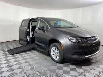 Handicap Van for Sale - 2020 Chrysler Voyager LX Wheelchair Accessible Van VIN: 2C4RC1CGXLR132108