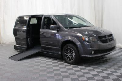 Handicap Van for Sale - 2017 Dodge Grand Caravan GT Wheelchair Accessible Van VIN: 2C4RDGEG3HR740122