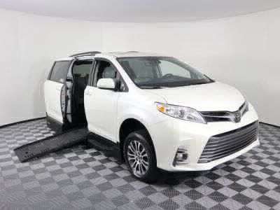 Handicap Van for Sale - 2020 Toyota Sienna XLE SC Wheelchair Accessible Van VIN: 5TDYZ3DC3LS034384
