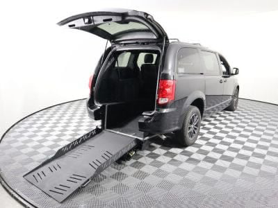 New Wheelchair Van for Sale - 2019 Dodge Grand Caravan GT Wheelchair Accessible Van VIN: 2C4RDGEGXKR562863