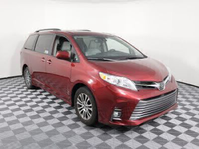 Handicap Van for Sale - 2019 Toyota Sienna XLE Wheelchair Accessible Van VIN: 5TDYZ3DC0KS984314