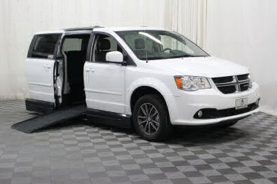 Handicap Van for Sale - 2017 Dodge Grand Caravan SXT Wheelchair Accessible Van VIN: 2C4RDGCG2HR713612