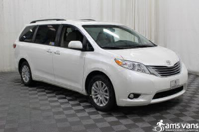 2017 Toyota Sienna Wheelchair Van For Sale